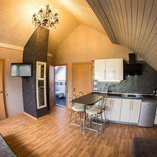 Серый апартамент